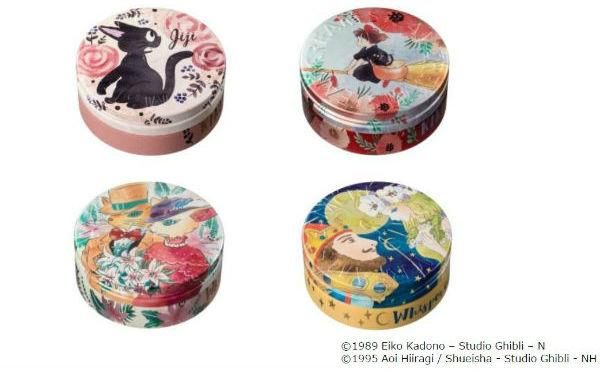 """ファン必見!ジブリとコラボした""""スチームクリーム""""のデザイン缶がキュート♡ - isuta[イスタ] - おしゃれ、かわいい、しあわせ"""