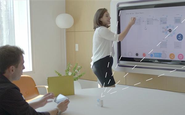 何これスゴすぎる…!普通のテレビを電子黒板に変身させるガジェットが画期的