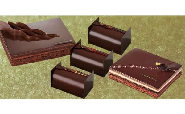 チョコ好きにはたまらない♡ラ・メゾン・デュ・ショコラの贅沢ブッシュドノエルが大人の聖夜にピッタリ