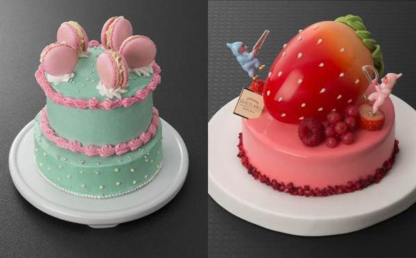 争奪戦必至!「ShinQs」限定クリスマスケーキかわいすぎて目移りしちゃう♡
