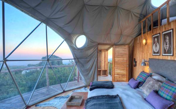 自然遺産に泊まる、夢のようなグランピング施設がタンザニアに誕生!