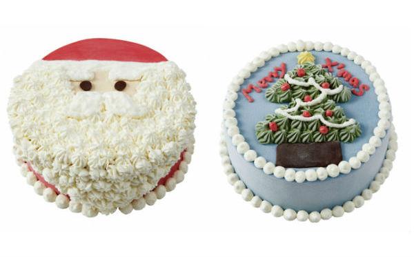 2店舗限定!「ベンジェリ」のクリスマス限定アイスケーキがかわいすぎるっ♡