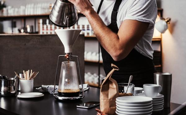 自宅で簡単にプロの味♡スマホ連動で誰でも簡単にバリスタになれるコーヒーメーカー