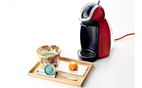 本格抹茶が気軽に味わえる♡ネスカフェの期間限定カフェが銀座にオープン