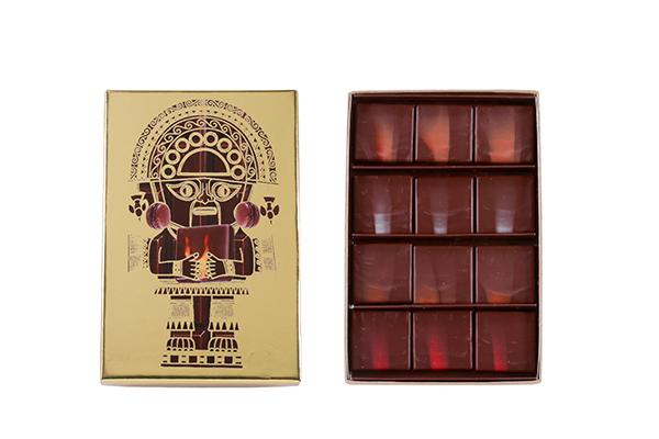 ボワットゥ-ショコラ-12個入-マチュピチュ