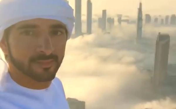 超リッチでイケメン♡ドバイの王子様がインスタグラムに投稿した「天国みたいな光景」が話題