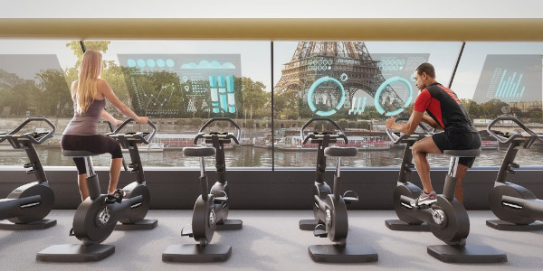 Paris-Navigating-Gym