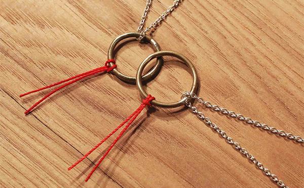 クリスマスプレゼントにおすすめ♡ペアリングを手作りできるキット「名もなき指輪」にネックレス付きが登場