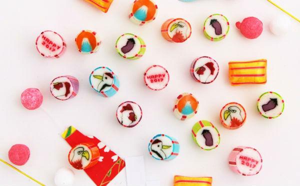 新年のスタートに!パパブブレにワクワク福袋とキュートな正月キャンディが登場♡