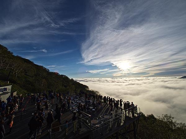 【トマム】雲海テラス_太平洋産雲海2