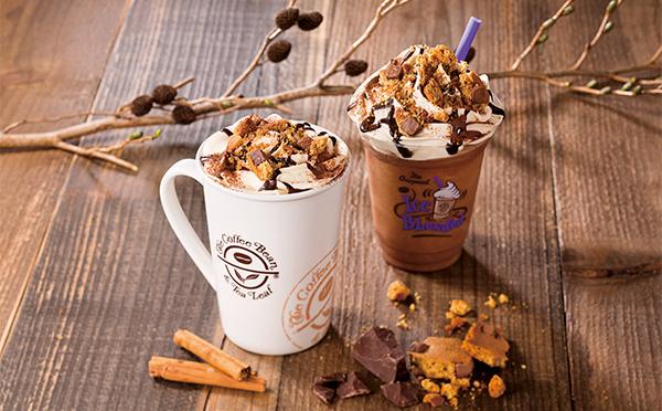 シナモンのスパイシーな香りにそそられる♡コーヒービーンの冬季限定チョコドリンクがおいしそう!