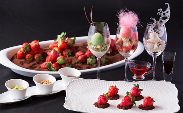 苺の食べ比べも!お台場のイタリアンレストランに登場したいちごメニューがフォトジェニックすぎ♡