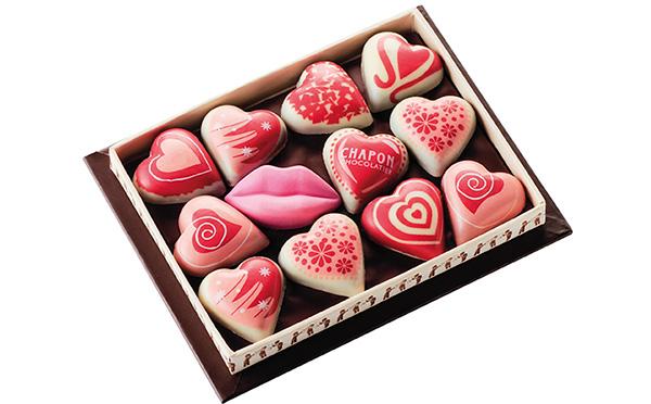 ご褒美買いしたくなる!「シャポン」の新作チョコレートBOXは宝石箱のような美しさ♡
