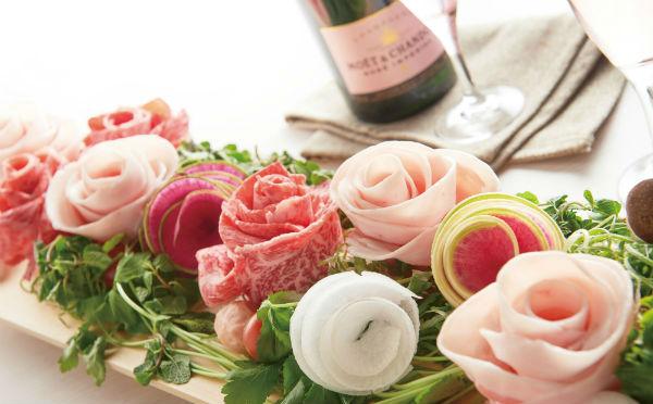 思わずインスタに載せたくなる!「しゃぶしゃぶ温野菜」のバレンタインランチがかわいすぎ♡