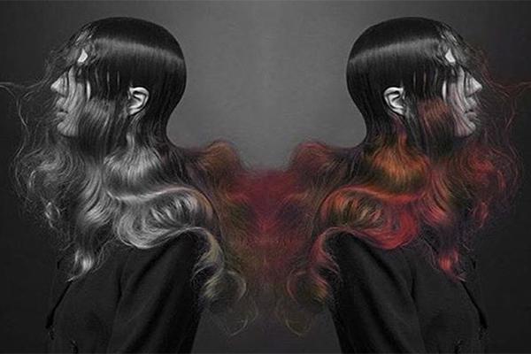 気温によって髪色が変わる!世界初のヘアカラー「FIRE」がカッコイイ☆