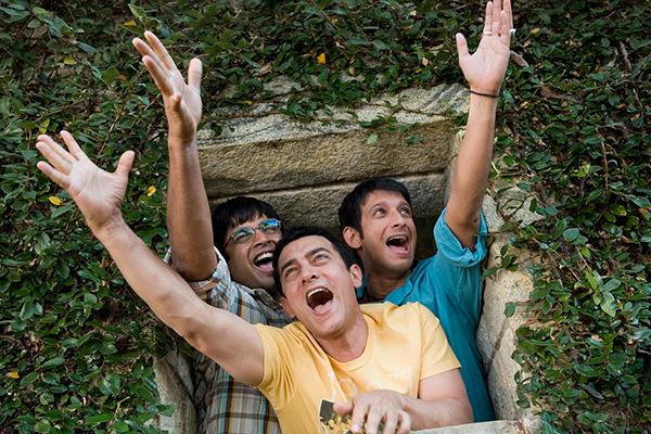 (C)Vinod Chopra Films Pvt Ltd 2009. All rights reserved