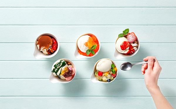 """出来たてアイスをドルチェ仕立てにトッピング♪""""クラフトアイスクリーム""""のお店が広尾にオープン"""
