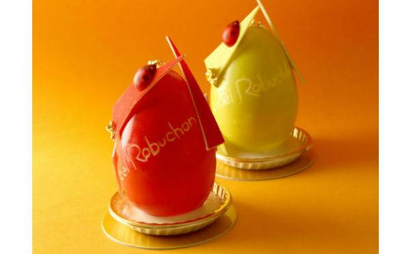 とってもカラフルな卵型チョコ♡ジョエル・ロブション数量限定「イースターエッグ」がオシャレ
