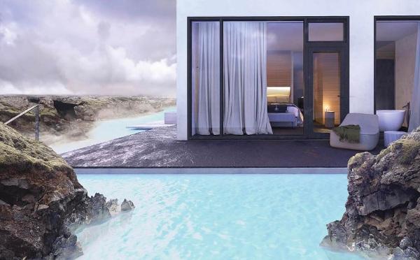 美しすぎる温泉を独り占め♡アイスランドの「ブルーラグーン」に初の公式ホテルが誕生!