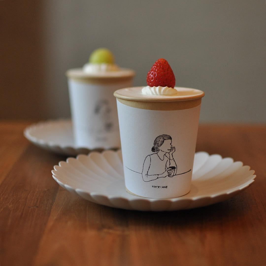 いつもの3倍いいねをGET♡世田谷の隠れ家カフェ「BRICK LANE 」のショートケーキがじわじわ来てる♡
