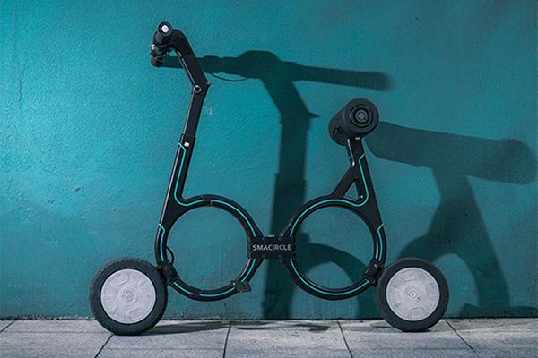 持ち運びに便利♪バックパックに入るほど小さく折りたためる電動自転車が登場