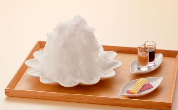 京都散策の途中に立ち寄りたい!天然氷を使った2つの「モンブランかき氷」がオシャレ♡