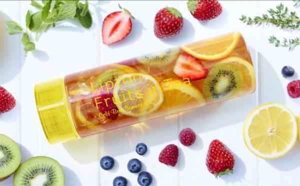 リプトン「Fruits in Tea専門店」東京&大阪に今夏オープン♪ご招待キャンペーンもスタート!
