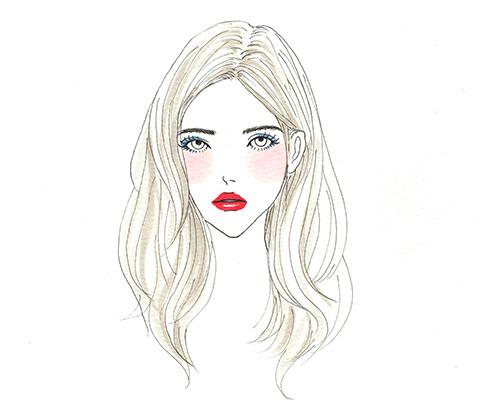 "NARS新作コレクションの赤いリップが印象的な""夏の妖精メイク""を提案♡"
