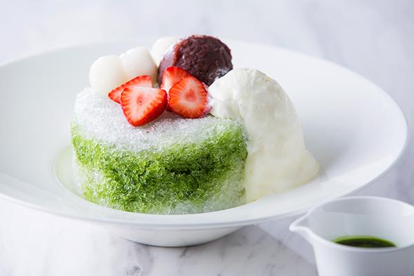 NYL_かき氷_抹茶