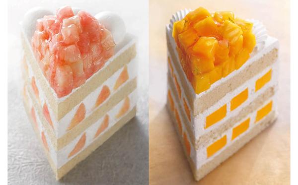 上質な桃&マンゴーを丸ごと1個使用☆ニューオータニの贅沢すぎるショートケーキにそそられる!