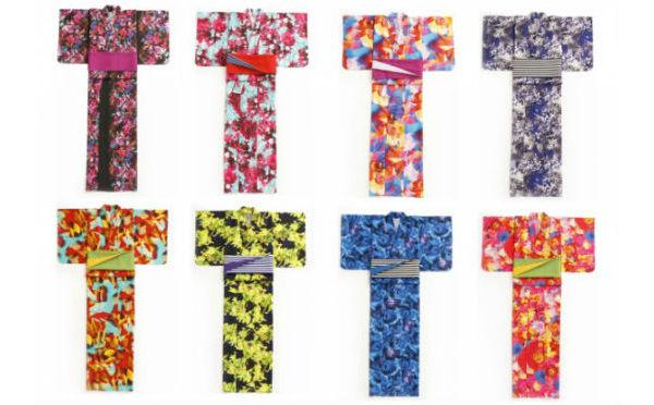 艶やかな色彩で目立っちゃおう♡蜷川実花ディレクションの浴衣が三越伊勢丹限定で登場!