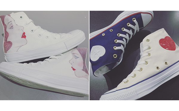 @White Atelier BY CONVERSE/Instagram