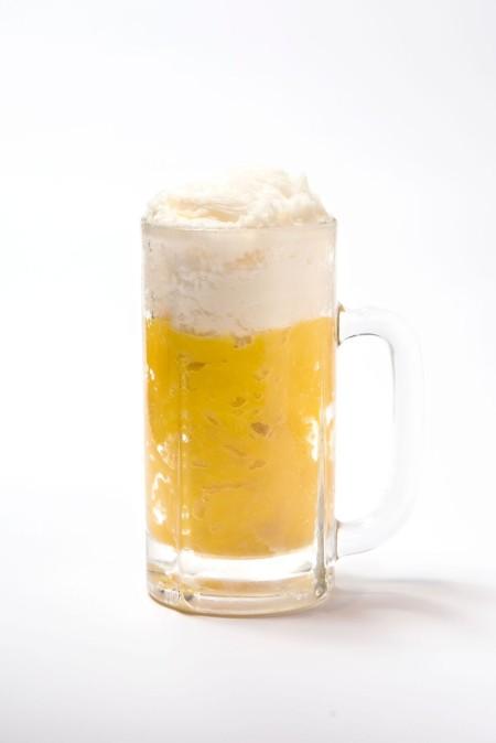 ビールかき氷