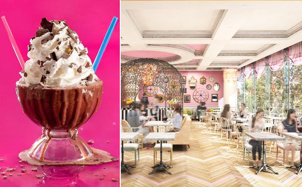 NYで人気のデザートカフェ「セレンディピティスリー」が表参道に8月上陸!