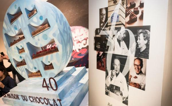 ラ・メゾン・デュ・ショコラ創業40周年☆4カ月連続の1DAYイベント「モン ショコラ」が気になる!