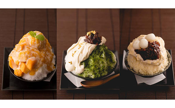 和スイーツ好きはマストチェック!「権八」のそば茶や抹茶を使ったフワフワ極上かき氷