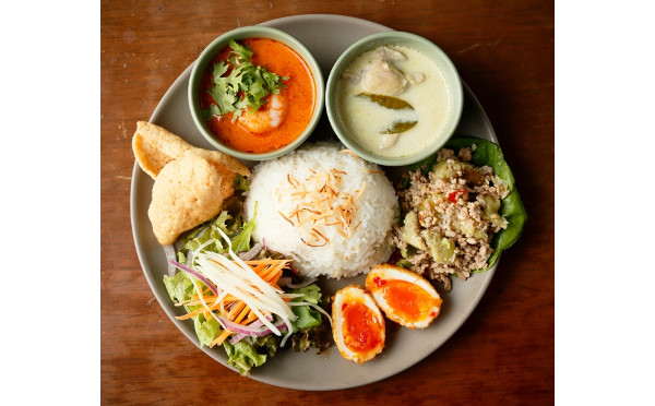 """土日もOK!恵比寿の人気レストランが""""美味しいとこどりのアジアンプレートランチ""""をスタート♪"""