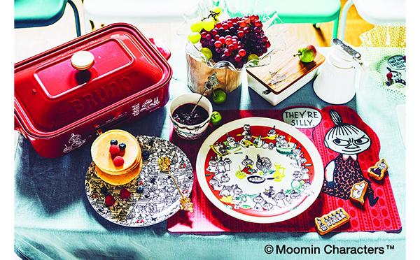 ムーミンファン必見!「Afternoon Tea LIVING×リトルミイ」のコラボグッズがホムパにぴったり☆
