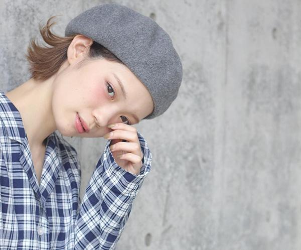 秋のモテヘアをGET♡美容師さんに学ぶ「ベレー帽のかぶり方 × 簡単ヘアアレンジ」カタログ