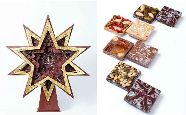 「ラ・メゾン・デュ・ショコラ」40周年のクリスマスは、ロマンティックなコレクション♡