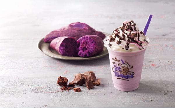 コーヒービーン&ティーリーフに紫芋を使った人気フレーバーが期間限定で再登場!