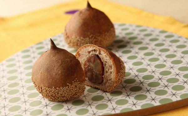 栗が丸ごと入ったあの人気パンをアンコール販売!ロブションの「秋の収穫祭」が今年もスタート☆