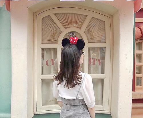 今ドキ女子大生のディズニー事情♡パークに着ていきたいコーデ特集