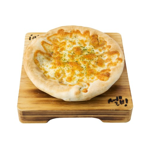 チーズカレーピザトッポギ(提供時)