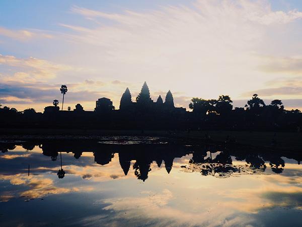 3連休で満喫できるカンボジア観光!名所アンコール・ワットの幻想的な風景を堪能したい♡