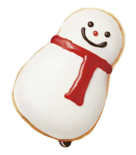 Snowman Chocolate