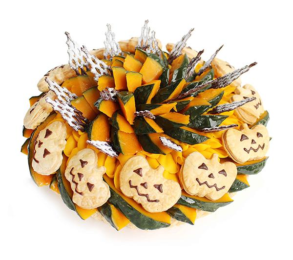 かぼちゃのジャックオ-ランタン
