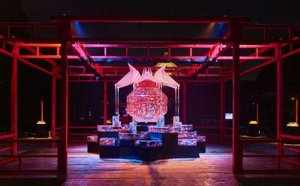 豪華な幻想空間にうっとり♡世界遺産・二条城の「アートアクアリウム城」が今年もスタート!