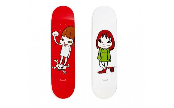 奈良美智の限定スケートボードも!「MoMA Design Store」表参道の10周年記念アイテムがオシャレ☆