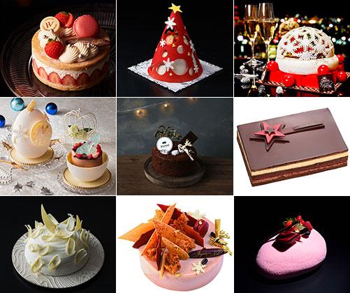 年末のご褒美に!インスタで自慢したいとびきりフォトジェニックなクリスマスケーキ15選